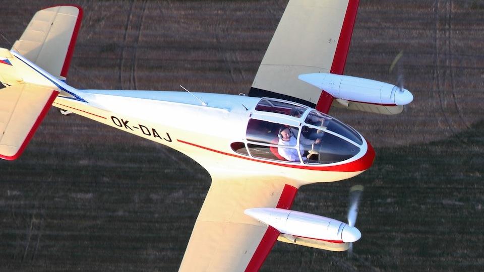 Aero 145 OK DAJ