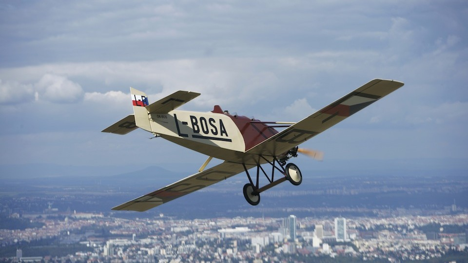 Avia BH 5 Czechoslovak Historic Flight