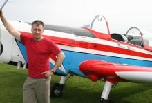 Ivo Čajčík pilot