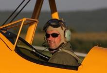 Jiří Horák pilot