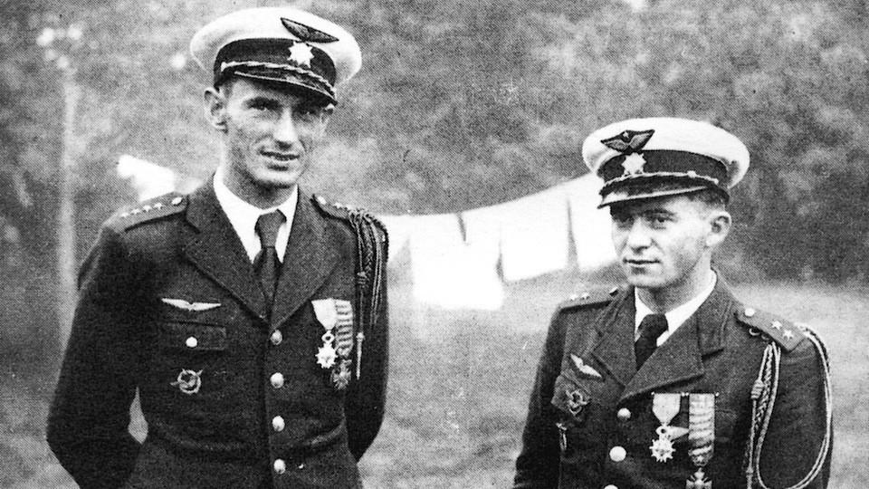 Alois Vašátko a František Peřina