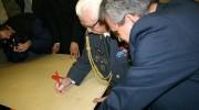 František Peřina se podepisuje na Avii BH 5