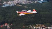 Historic flight over Prague 002