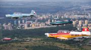 Historic flight over Prague 003
