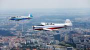 Historic flight over Prague 004