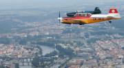 Historic flight over Prague 009