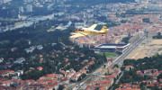 Historic flight over Prague 010