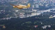 Historic flight over Prague 011
