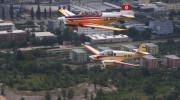 Historic flight over Prague 019