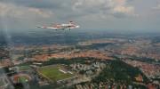 Historická letka nad Prahou 007