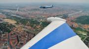 Historická letka nad Prahou 008