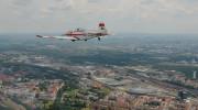 Historická letka nad Prahou 009