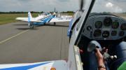 Historická letka nad Prahou 013