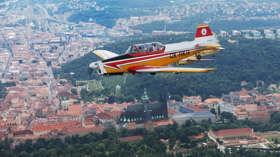 Zlín Trenér a Pražský hrad