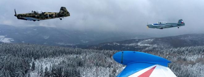 Zlin Trener over Oberwiesenthal headline