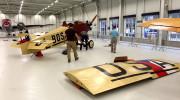Avia BH 5 přesun z Muzea Točná 03