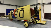 Avia BH 5 přesun z Muzea Točná 09